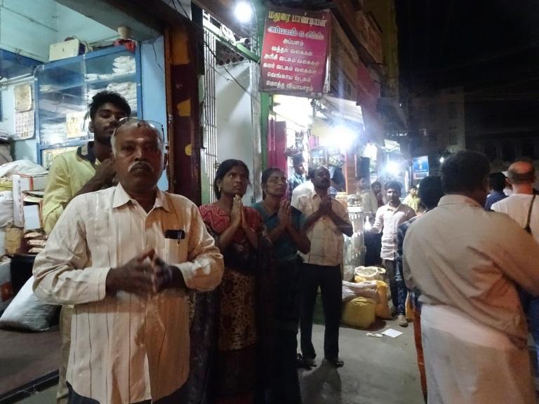 Madurai procession