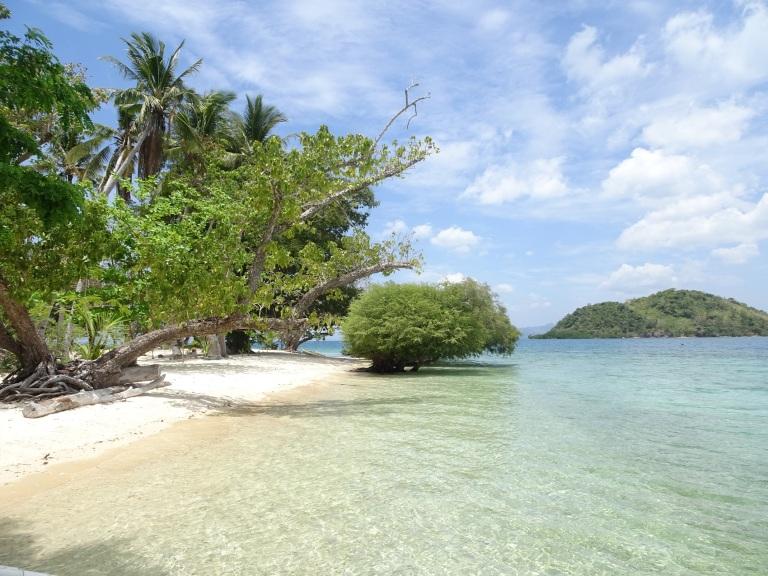 calumbayan island